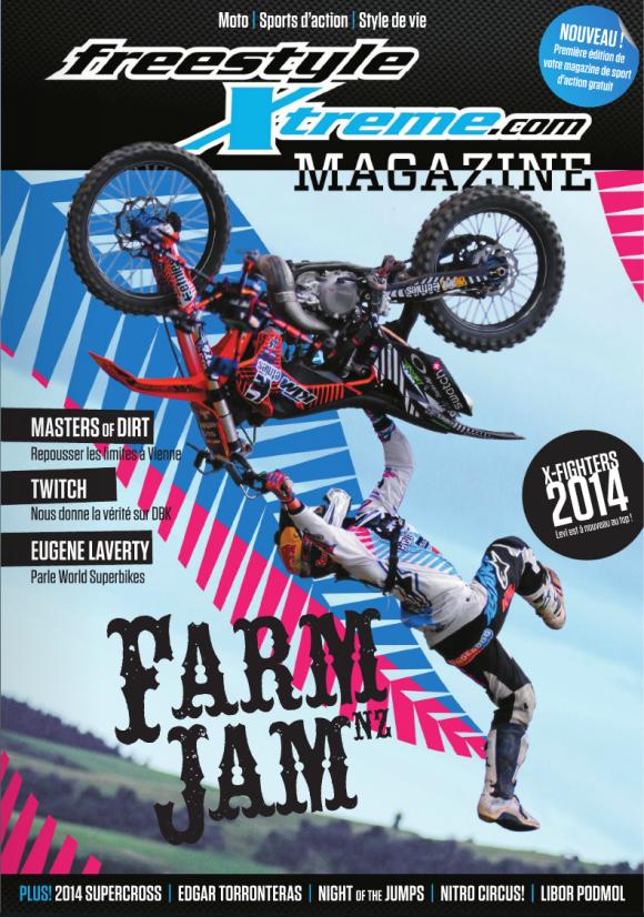 FresstyleXtreme Magazine N°1