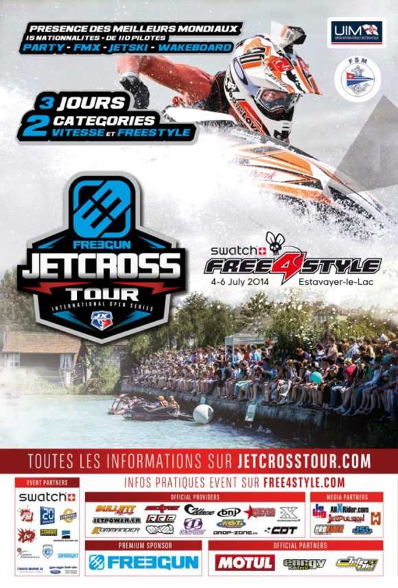 Jetcross Tour 2014