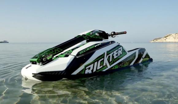 Rickter EDGE et XFS 2015 !